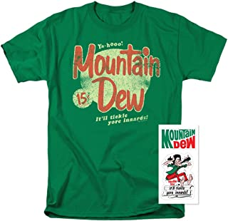 Mountain Dew T Shirt Collection