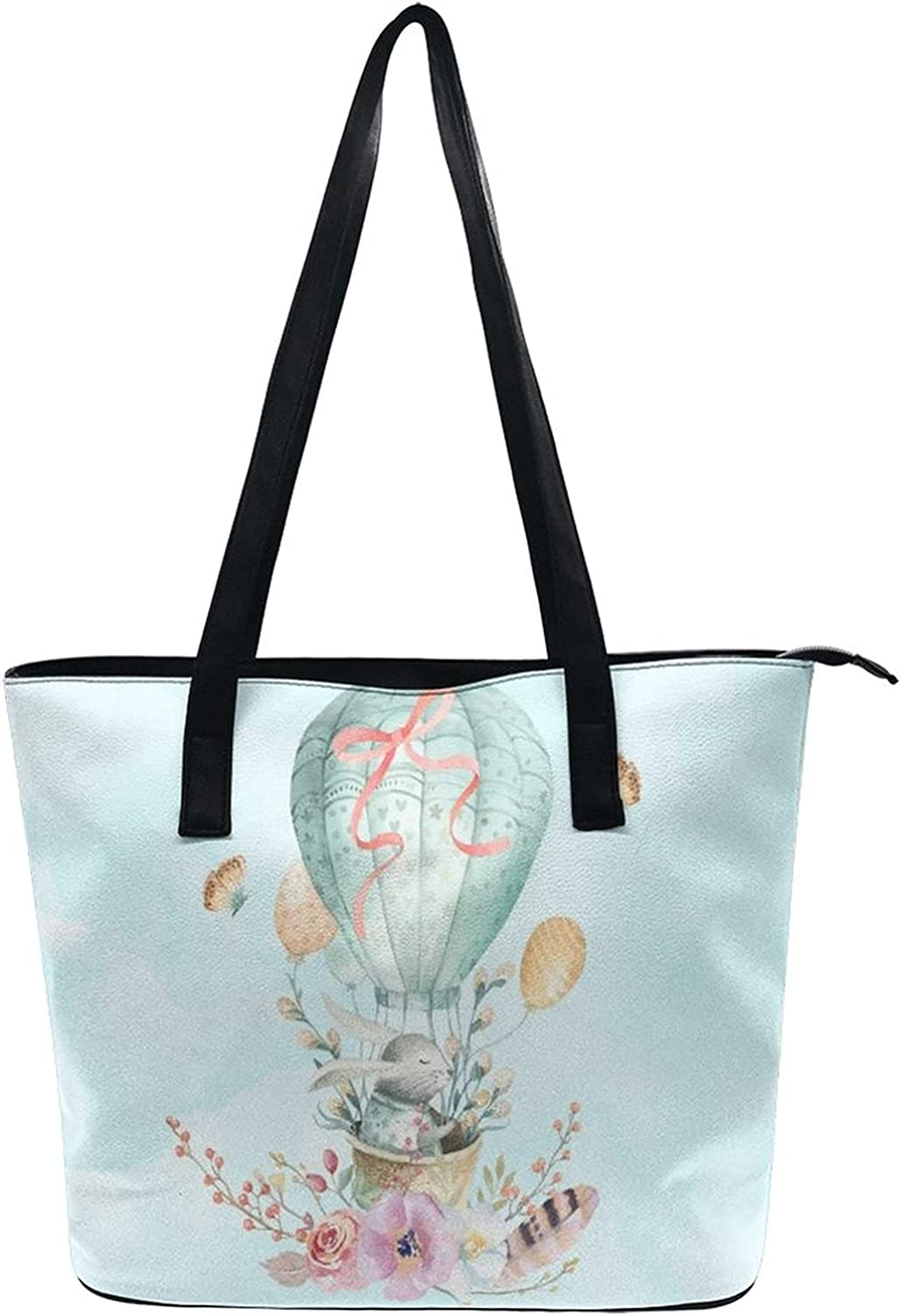 Tote Satchel Bag Shoulder Beach Bags For Women Lady Travel Shopping Bags