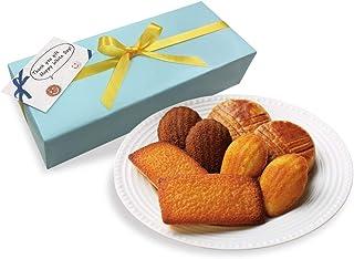 ホワイトデー 2021 お返し お菓子 パッコビアンコ ガトーバリエ(フィナンシェ、ガレットブルトンヌ、マドレーヌ、マドレーヌショコラ、4種類の焼き菓子 詰め合わせ)アソート