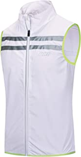 neon cycling vest
