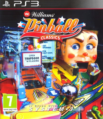 SONY GIOCO WILLIAMS PINBALL CLASSICS PS3
