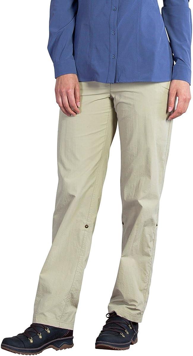 ExOfficio Women's Nomad Roll-Up Pant