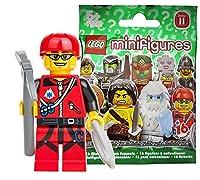 レゴ (LEGO) ミニフィギュア シリーズ11 クライマー(登山家) 未開封品 (LEGO Minifigure Series11 Mountain Climber) 71002-9