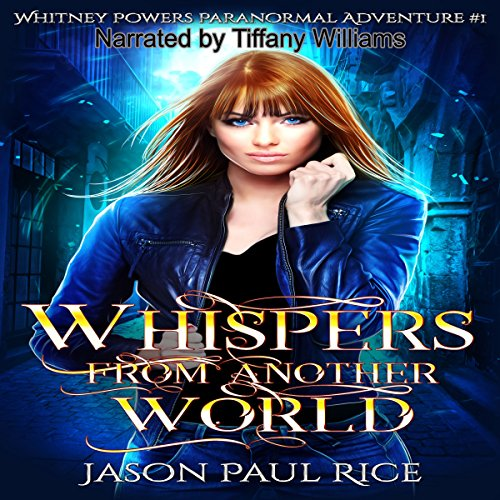 Whispers From Another World audiobook cover art