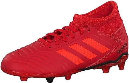 b455cbe7e2211 Adidas Predator 19.3 Firm Ground, Boys' Soccer Shoes, Multicolour 11.5 UK  (30