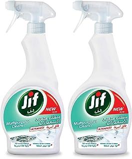 Jif Ultrafast Multi-Purpose Spray, 500 ml (Pack of 2)