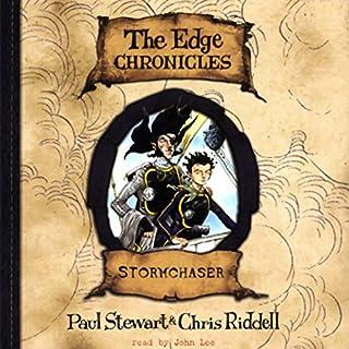 Stormchaser audiobook cover art