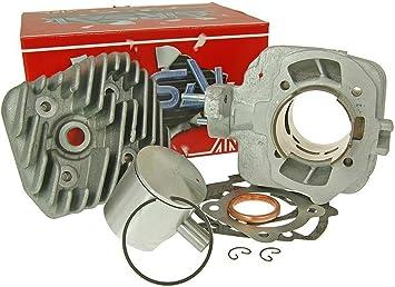 Zylinder Kit Airsal 70ccm T6 M Racing Peugeot Speedfight 3 50 Ac 2 Takt Typ F1 Auto