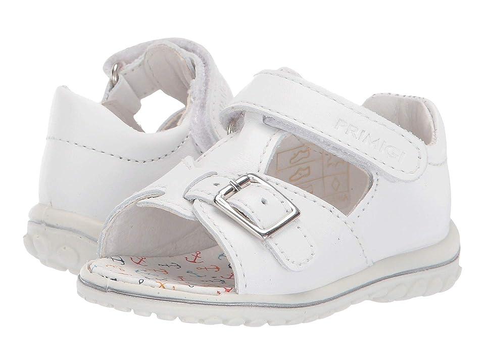 Primigi Kids PSW 33783 (Infant/Toddler) (White) Girls Shoes