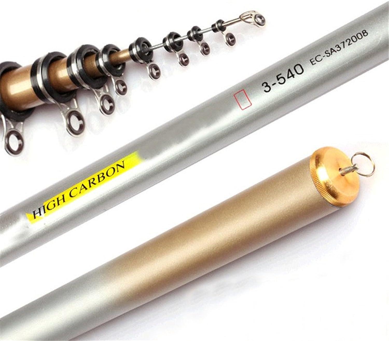 Shilongxiao Angelrute Fishing Supplies Angelruten Carbon Steel Rods Geeignet für Teiche Riverside B07FDZ4SG5  Gutes Design