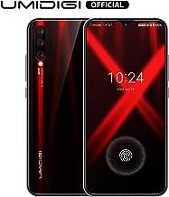 Unlocked Smartphones 2019, UMIDIGI X in-Screen...