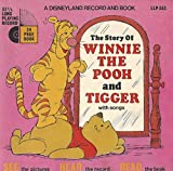 Walt Disney: The Story Of Winnie The Pooh and Tigger / (Part 2) 7' 45 VG++ USA