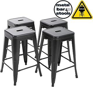 Amazon Com Backless Barstools Home Bar Furniture Home Kitchen