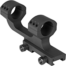 Monstrum Offset Cantilever Dual Ring Scope Mount | 1 inch Diameter