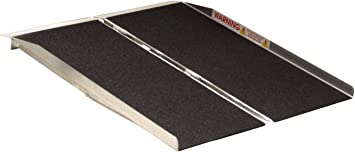 Prairie View Industries Sfw230 Portable Singlefold Ramp 2 Ft X 30 In Amazon Ca Health Personal Care