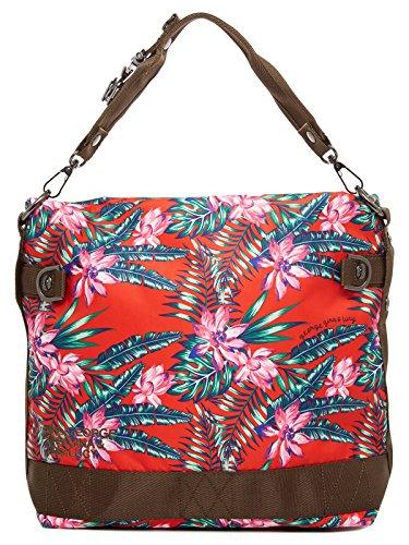 GEORGE GINA & LUCY, Damen Handtaschen, Hobo-Bag, Schultertaschen, Beuteltaschen, Henkeltaschen, 40 x 32 x 13 cm (B x H x T), Farbe:Multi
