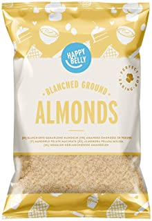 comprar comparacion Marca Amazon - Happy Belly Almendras peladas molidas 200gr x 5