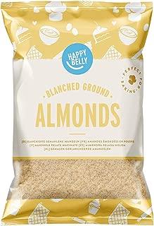 Marca Amazon - Happy Belly Almendras peladas molidas 200gr x