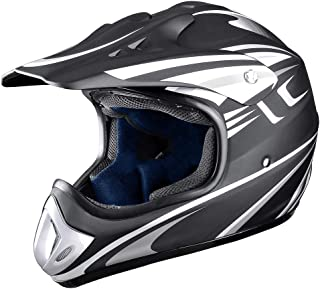 AHR DOT Outdoor Adult Full Face MX Helmet Motocross...