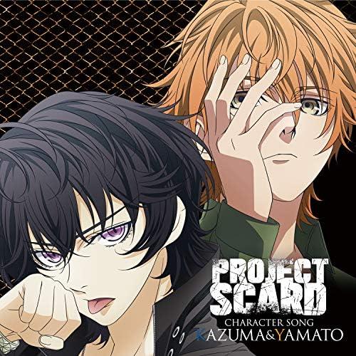 Kazum Arashiba (CV:Syoya Chiba) & Kai Yamato (CV:Tasuku Hatanaka)