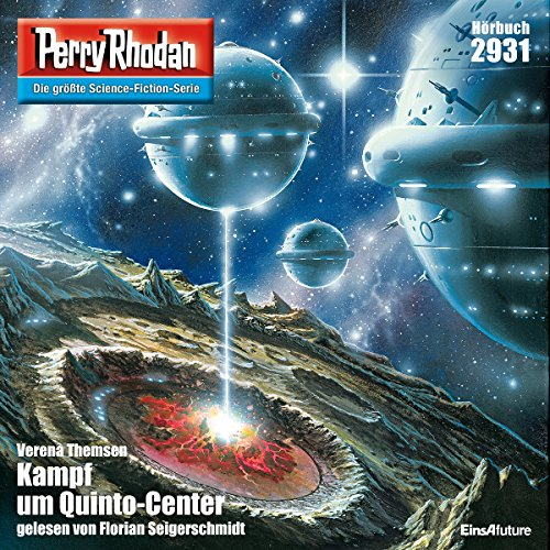 Kampf um Quinto-Center (Perry Rhodan 2931) cover art