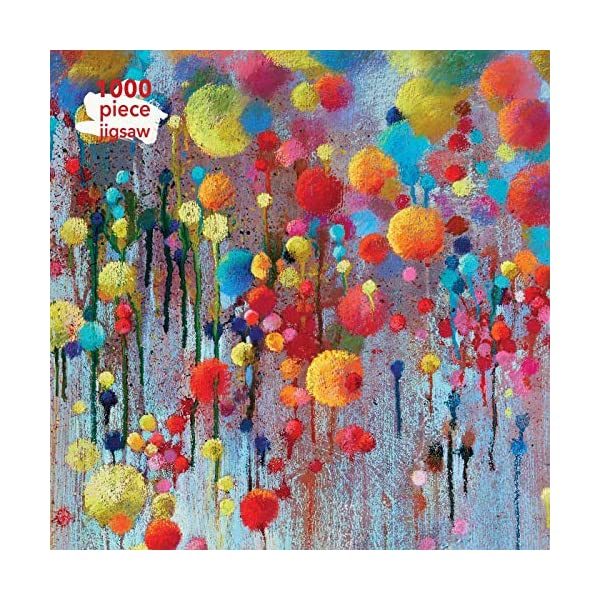 Adult Jigsaw Puzzle Nel Whatmore: Up, Up and Away: 1000-piece Jigsaw Puzzles (1000-piece jigsaws)