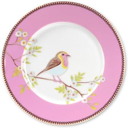 Preisvergleich für PiP Studio Early Bird Teller pink