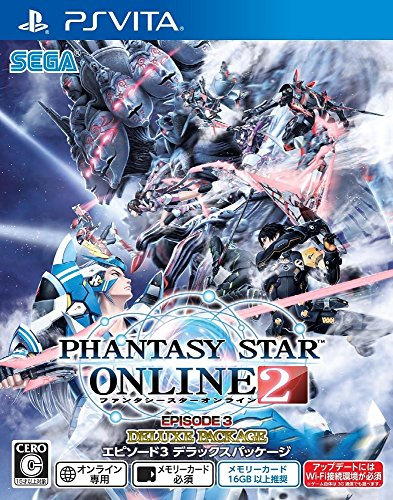 Phantasy Star Online 2 Episode 3 - Deluxe Package [PSVita]Phantasy Star Online 2 Episode 3 - Deluxe Package [PSVita] (Japan Import)