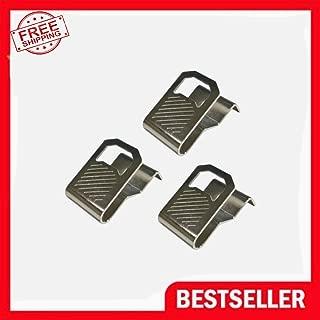 Craftsman Drill 3 Pack of Genuine Original Replacement Belt Hook Kits # N597001-3PK