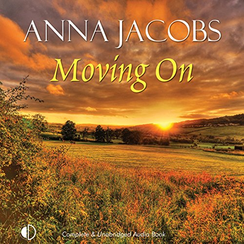 Moving On audiobook cover art
