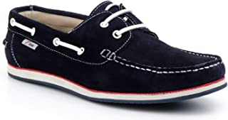 Chaussures Estil Nautic Jam 160 Serrage Marin Courte Cuir Doublure Cuir Semelle Cuir