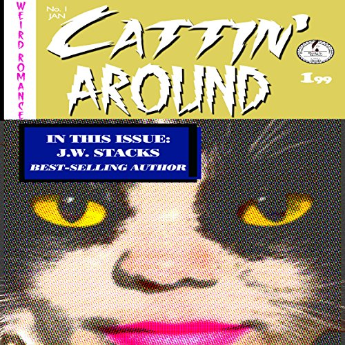 Cattin' Around audiobook cover art