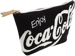 コカ?コーラ ポーチ サガラ 刺繍 バッグインバッグ cocacola コカコーラ ロゴ おしゃれ メンズ レディース 小物入れ メイクポーチ