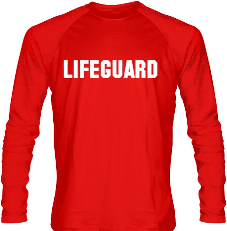 LightningWear Long Sleeve Lifeguard Shirt Style 4