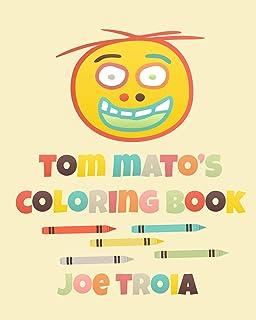 Tom Mato's Coloring Book