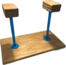 Fixed Base Handstand Canes (Exposed Brackets)
