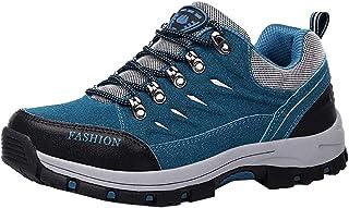 Easondea Zapatillas de Trekking para Hombres Mujeres Zapatillas de Senderismo Unisex Botas de Montaña Antideslizantes AL A...