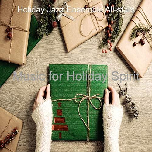 Holiday Jazz Ensemble All-stars