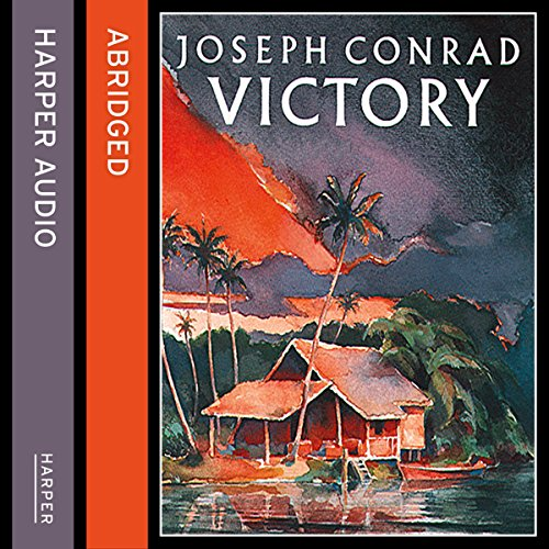 Victory audiobook cover art