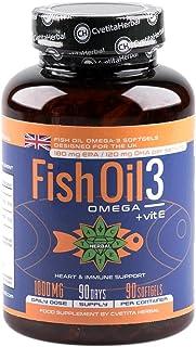 Cvetita Herbal.Fish oil Aceites