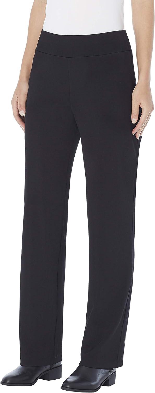 Jones New York Women's Pull on Straight Leg Pant