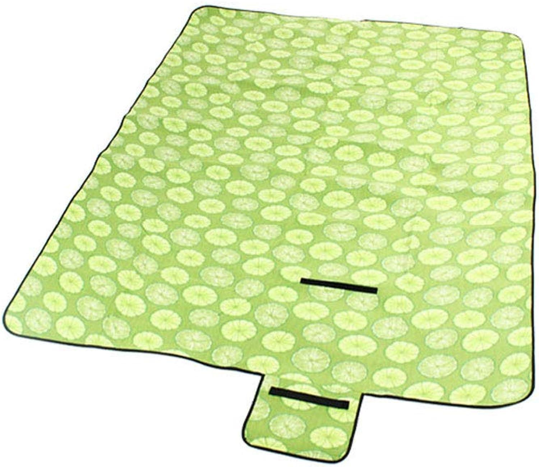 Travel Supplies Picnic Mat Beach Mat Outdoor Tent Mat Cushion Foldable Moisture Mat 150x200cm