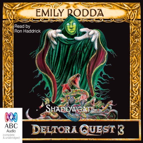 Shadowgate: Deltora Quest 3, Book 2 audiobook cover art
