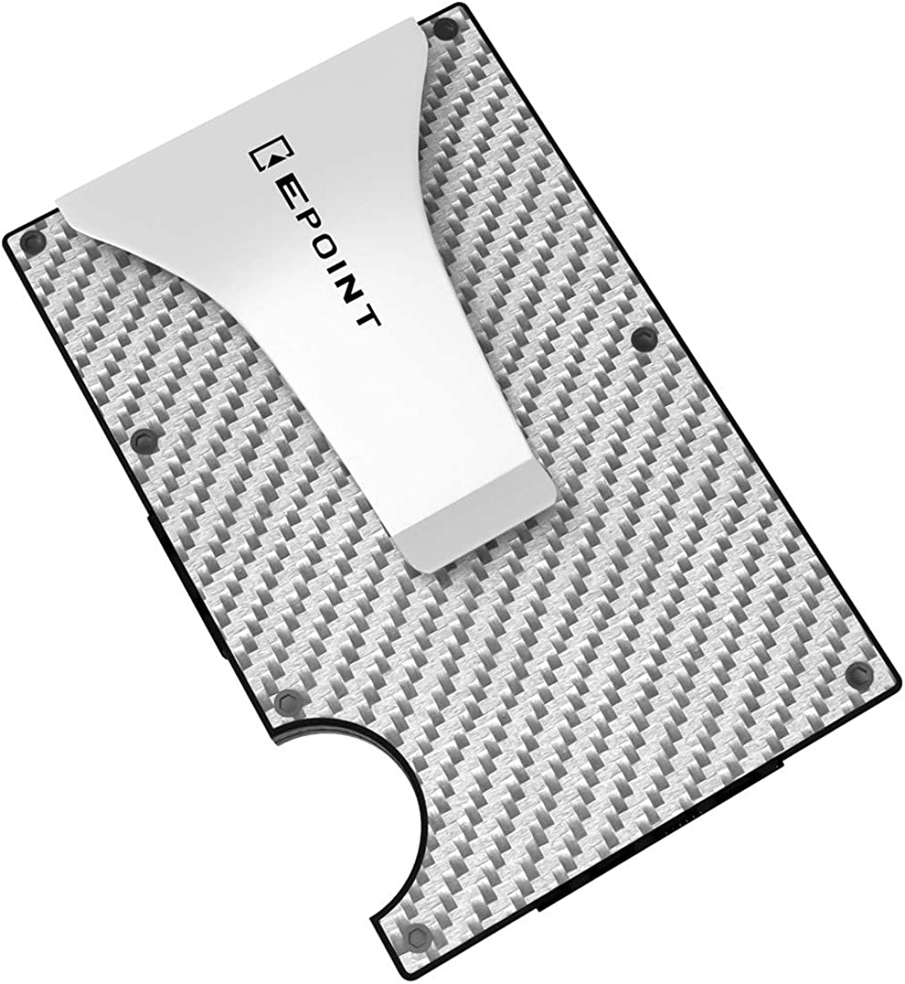 Epoint Men's Card Holders, Business Name Card Holders, Large Capacity