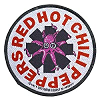 RED HOT CHILI PEPPERS レッドホットチリペッパーズ Octopus Patch ワッペン