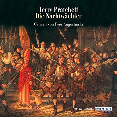 Die Nachtwächter                   Autor:                                                                                                                                 Terry Pratchett                               Sprecher:                                                                                                                                 Peer Augustinski                      Spieldauer: 3 Std. und 47 Min.     121 Bewertungen     Gesamt 4,3