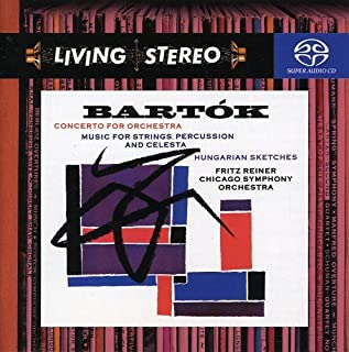 music for strings percussion & celesta