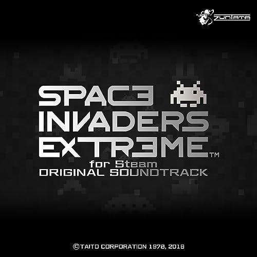 スペースインベーダーエクストリーム for Steam オリジナルサウンドトラック