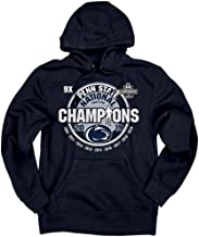 Penn State Nittany Lions National Wrestling Champs Hooded Sweatshirt 2019 Navy 9X