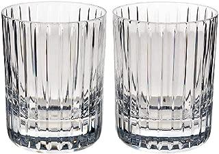 Baccarat Crystal BA2811298 Harmonie Tumbler No 1 Glass-Clear-Set of 2